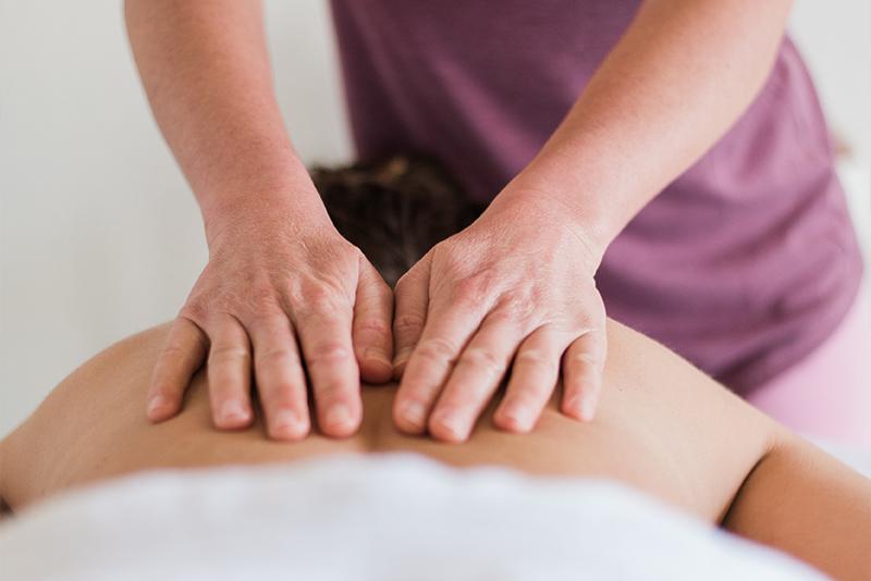 Back into balance massage